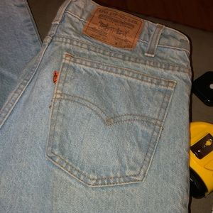 Look I got 509s! Levis Vintage made in USA!